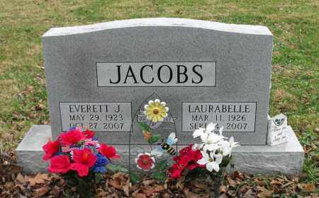 STEIN JACOBS, LAURABELLE - Delaware County, Ohio | LAURABELLE STEIN JACOBS - Ohio Gravestone Photos