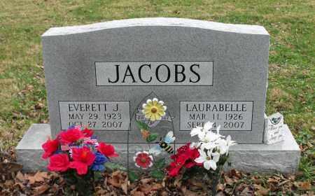 JACOBS, LAURABELLE - Delaware County, Ohio | LAURABELLE JACOBS - Ohio Gravestone Photos