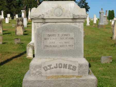 JONES, JANE - Delaware County, Ohio | JANE JONES - Ohio Gravestone Photos