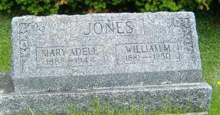 JONES, MARY ADELL - Delaware County, Ohio | MARY ADELL JONES - Ohio Gravestone Photos
