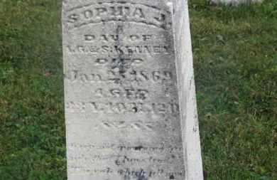 KENNEY, SOPHIA J. - Delaware County, Ohio   SOPHIA J. KENNEY - Ohio Gravestone Photos