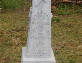 LAKE, REBECCA - Delaware County, Ohio | REBECCA LAKE - Ohio Gravestone Photos