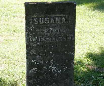 LIGGET, SUSANA - Delaware County, Ohio | SUSANA LIGGET - Ohio Gravestone Photos