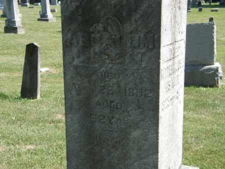 LIGGETT, ABSALOM - Delaware County, Ohio   ABSALOM LIGGETT - Ohio Gravestone Photos