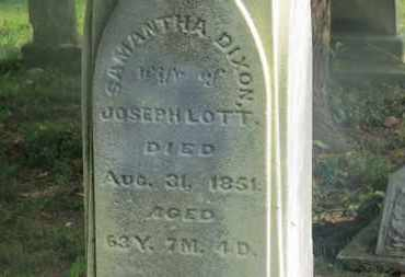 LOTT, JOSEPH - Delaware County, Ohio | JOSEPH LOTT - Ohio Gravestone Photos