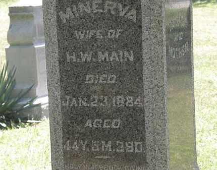MANN, H.W. - Delaware County, Ohio | H.W. MANN - Ohio Gravestone Photos