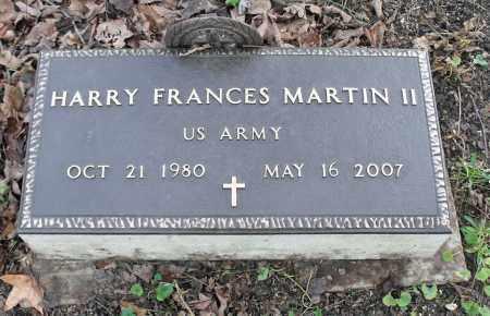 MARTIN, II, HARRY FRANCES - Delaware County, Ohio | HARRY FRANCES MARTIN, II - Ohio Gravestone Photos
