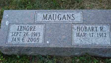 MAUGANS, LENORE - Delaware County, Ohio   LENORE MAUGANS - Ohio Gravestone Photos