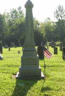 MAYFIELD, JOHN C. - Delaware County, Ohio | JOHN C. MAYFIELD - Ohio Gravestone Photos