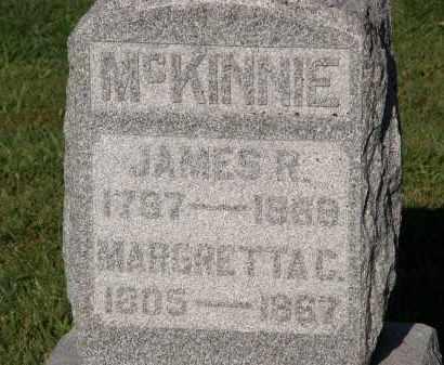 MCKINNIE, MARGRETTA - Delaware County, Ohio | MARGRETTA MCKINNIE - Ohio Gravestone Photos
