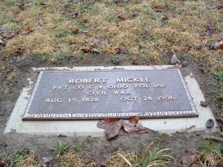 MICKLE, ROBERT - Delaware County, Ohio | ROBERT MICKLE - Ohio Gravestone Photos