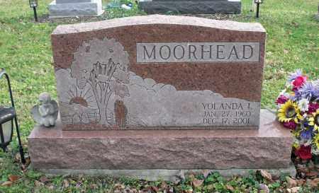 MOORHEAD, YOLANDA I. - Delaware County, Ohio | YOLANDA I. MOORHEAD - Ohio Gravestone Photos