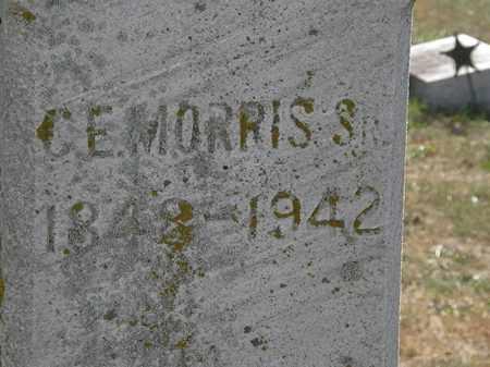 MORRIS, C.E. SR. - Delaware County, Ohio | C.E. SR. MORRIS - Ohio Gravestone Photos