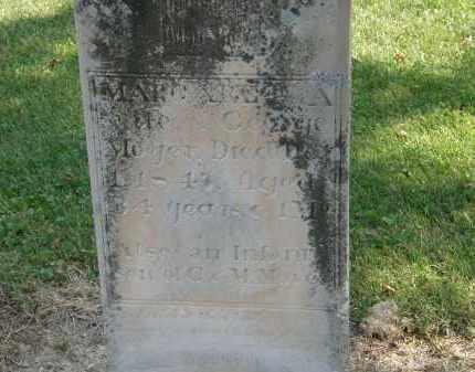 MOYER, MARGARET A. - Delaware County, Ohio | MARGARET A. MOYER - Ohio Gravestone Photos