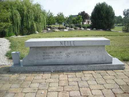 NEILL, SHARRON LEE - Delaware County, Ohio   SHARRON LEE NEILL - Ohio Gravestone Photos