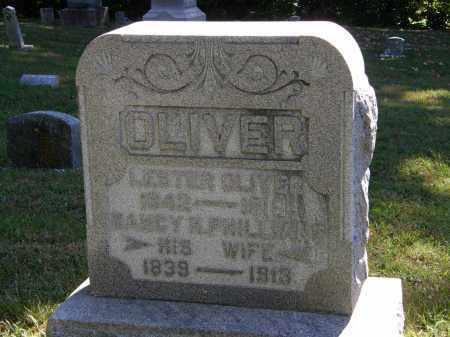 OLIVER, NANCY H. - Delaware County, Ohio | NANCY H. OLIVER - Ohio Gravestone Photos