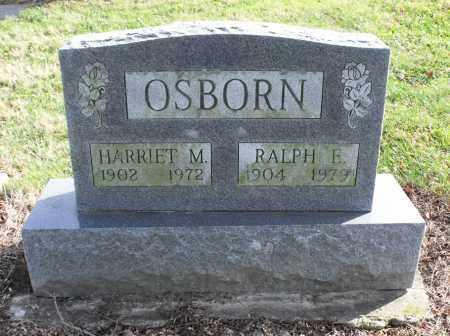 OSBORN, RALPH E. - Delaware County, Ohio | RALPH E. OSBORN - Ohio Gravestone Photos