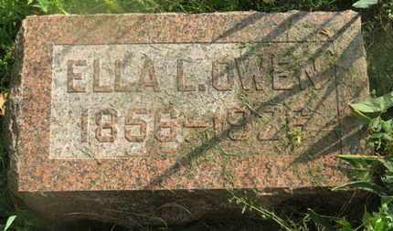 OWEN, ELLA L. - Delaware County, Ohio | ELLA L. OWEN - Ohio Gravestone Photos