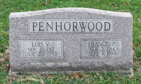 SMITH PENHORWOOD, LOIS VIRGINIA - Delaware County, Ohio | LOIS VIRGINIA SMITH PENHORWOOD - Ohio Gravestone Photos