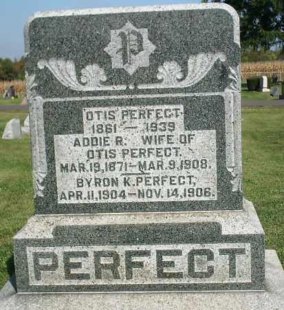 PERFECT, ADDIE ROANNA - Delaware County, Ohio | ADDIE ROANNA PERFECT - Ohio Gravestone Photos