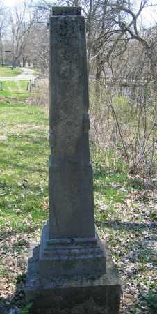 PERKINS, REBECCA - Delaware County, Ohio | REBECCA PERKINS - Ohio Gravestone Photos
