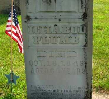 PLUMB, ICHABOD - Delaware County, Ohio   ICHABOD PLUMB - Ohio Gravestone Photos
