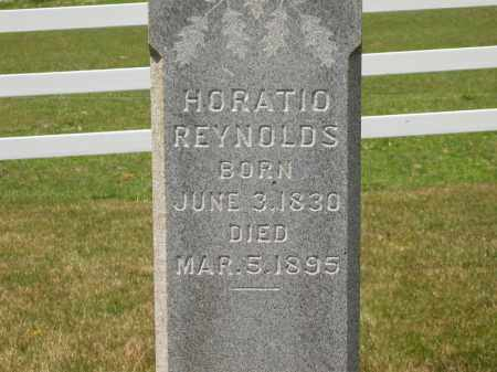 REYNOLDS, HORATIO - Delaware County, Ohio | HORATIO REYNOLDS - Ohio Gravestone Photos