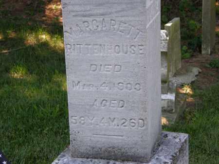 RITTENHOUSE, MARGARETT - Delaware County, Ohio   MARGARETT RITTENHOUSE - Ohio Gravestone Photos