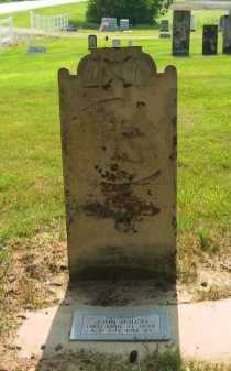 ROUSH, JOHN - Delaware County, Ohio | JOHN ROUSH - Ohio Gravestone Photos