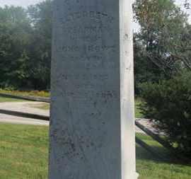 SPEARMAN ROWE, ELIZABETH - Delaware County, Ohio | ELIZABETH SPEARMAN ROWE - Ohio Gravestone Photos