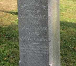 ROWE, ISABELL M. - Delaware County, Ohio | ISABELL M. ROWE - Ohio Gravestone Photos