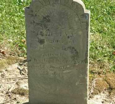 RUSSEL, JOSEPH - Delaware County, Ohio   JOSEPH RUSSEL - Ohio Gravestone Photos