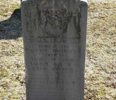 SCHULTZ, THERESA M. - Delaware County, Ohio   THERESA M. SCHULTZ - Ohio Gravestone Photos