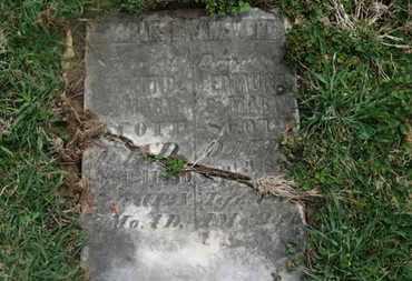 SCOTT, AMEY ANN - Delaware County, Ohio | AMEY ANN SCOTT - Ohio Gravestone Photos