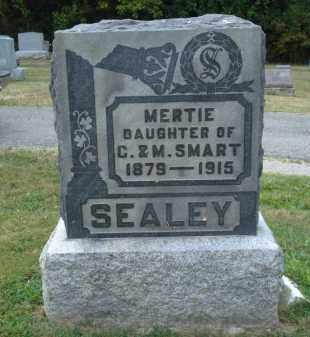 SEALEY, MERTIE - Delaware County, Ohio | MERTIE SEALEY - Ohio Gravestone Photos
