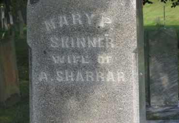 SHARRAR, MARY P. - Delaware County, Ohio   MARY P. SHARRAR - Ohio Gravestone Photos