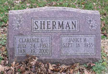 SHERMAN, CLARENCE C. - Delaware County, Ohio | CLARENCE C. SHERMAN - Ohio Gravestone Photos