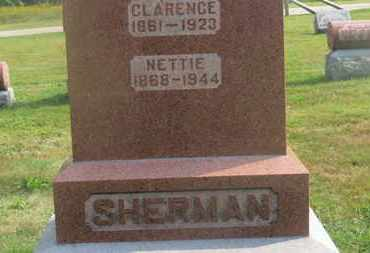 SHERMAN, CLARENCE - Delaware County, Ohio | CLARENCE SHERMAN - Ohio Gravestone Photos