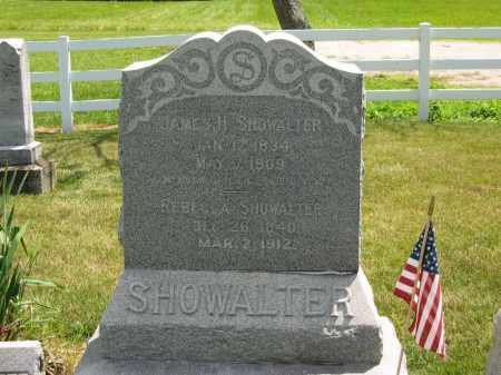 SHOWALTER, JAMES H. - Delaware County, Ohio | JAMES H. SHOWALTER - Ohio Gravestone Photos