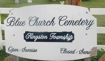 SIGN, CHURCH - Delaware County, Ohio | CHURCH SIGN - Ohio Gravestone Photos