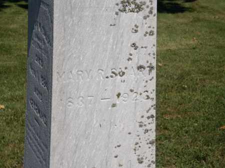 SMART, MARY R. - Delaware County, Ohio | MARY R. SMART - Ohio Gravestone Photos