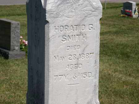 SMITH, HORATIO G. - Delaware County, Ohio | HORATIO G. SMITH - Ohio Gravestone Photos