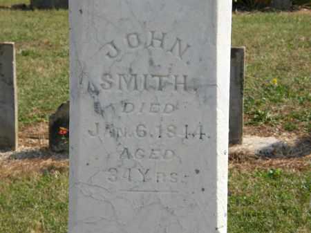 SMITH, JOHN - Delaware County, Ohio   JOHN SMITH - Ohio Gravestone Photos