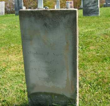 SMITH, STEPHEN J. - Delaware County, Ohio | STEPHEN J. SMITH - Ohio Gravestone Photos