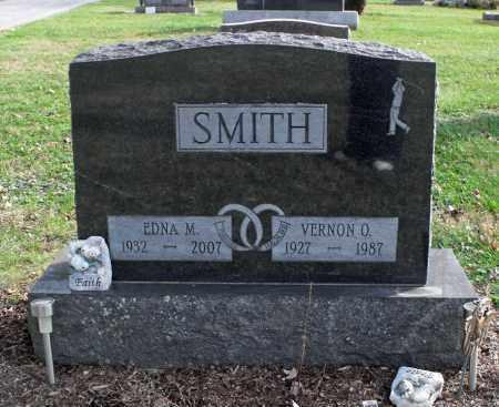 SMITH, VERNON O. - Delaware County, Ohio | VERNON O. SMITH - Ohio Gravestone Photos