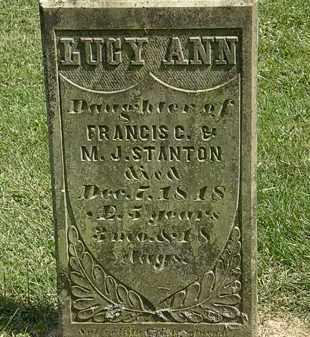 STANTON, M.J. - Delaware County, Ohio | M.J. STANTON - Ohio Gravestone Photos