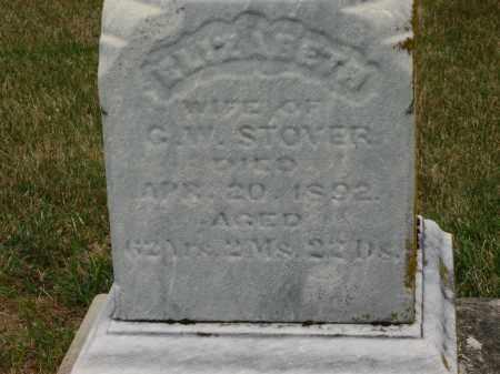 STOVER, C.W. - Delaware County, Ohio   C.W. STOVER - Ohio Gravestone Photos
