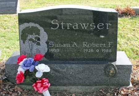 STRAWSER, ROBERT F. - Delaware County, Ohio   ROBERT F. STRAWSER - Ohio Gravestone Photos