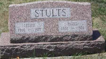 STULTS, LESTER - Delaware County, Ohio | LESTER STULTS - Ohio Gravestone Photos