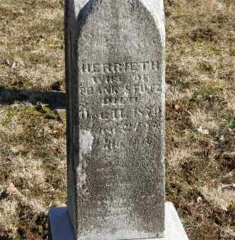 STUTZ, HERRIETH - Delaware County, Ohio | HERRIETH STUTZ - Ohio Gravestone Photos